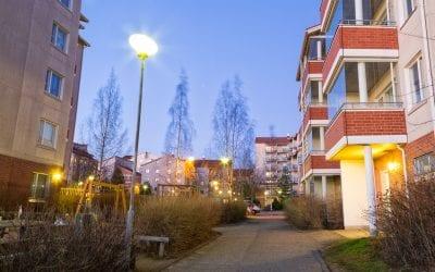 Ulkovalaistuksen energiankulutus – Kuinka paljon kulutus todellisuudessa on?