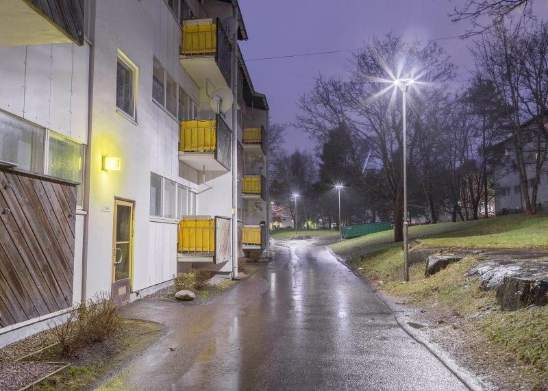 Ulkovalaistus LED-aikaan tuo energiatehokkuutta – Eläkevakuutusyhtiö Varma