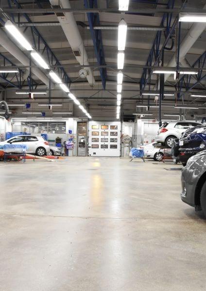 Hyvinvointia, viihtyisyyttä ja tuhansien eurojen säästöä – Toyota Tammer-Auto